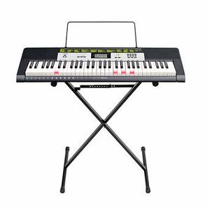 New Casio 61 Key Keyboard with Stand- LK-135ST for Sale in Loganville, GA