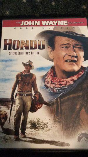 John Wayne Hondo dvd for Sale in Hanover, PA