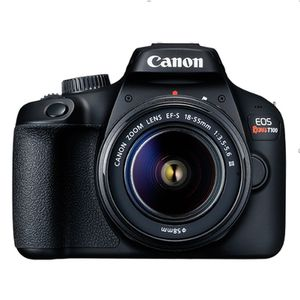 Brand New Canon EOS Rebel T100 Digital SLR Camera With Lens Kit for Sale in Jenkintown, PA
