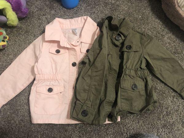 24m/2T jackets