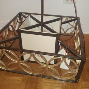 Modern Chandelier new from Ferguson's $150.00 for Sale in Charlottesville, VA