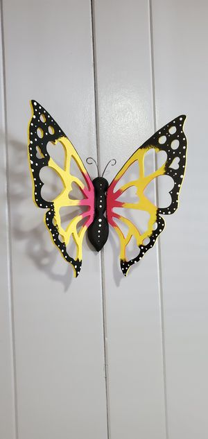 Hand made wood butterflies for Sale in Naugatuck, CT