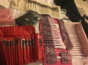 Make up brush sets for Sale in Hollywood, FL