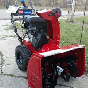 "BRAND NEW- Toro Power Max 1030 OHAE Heavy Duty 30"" Inch Snowblower W/Electric Start Hand Warmers And LED Lights for Sale in Aurora, IL"