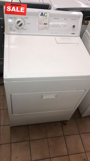 FIRST COME!!With Warranty Electric Dryer Kenmore CONTACT TODAY! #1518 for Sale in Silver Spring, MD