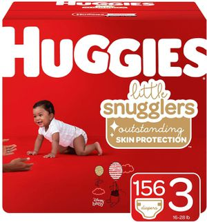 Huggies Baby Diapers, Size 3 for Sale in Las Vegas, NV