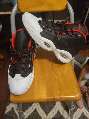 Reebok Question Mid X Adidas Harden for Sale in Kernersville, NC