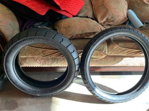 Triumph tiger 800 Bridgestone Battlewing motorcycle tires for Sale in Tacoma, WA