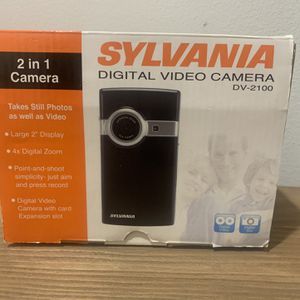 Sylvania DV-2100 Digital Video Camera for Sale in Fort Lauderdale, FL