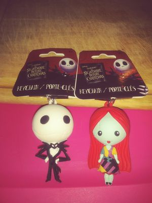 Jack & Sally Nightmare Before Christmas for Sale in Hudson, FL