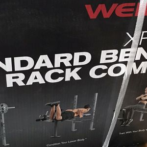 New Weight Bench and Rack for Sale in Snohomish, WA
