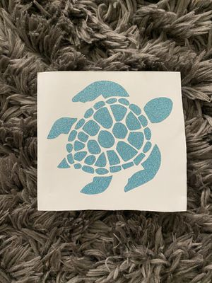 Turtle decal for Sale in Lynchburg, VA