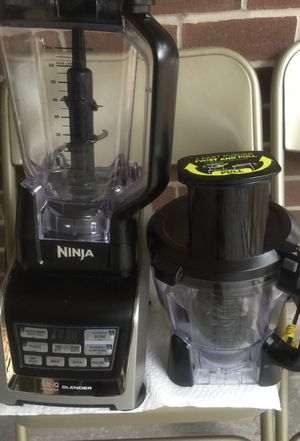 Ninja Auto-iQ Blender for Sale in Ellicott City, MD