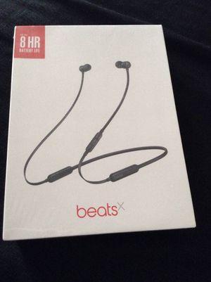 BEATS BY DRE BEATS BEATS X WIRELESS HEADPHONES for Sale in Henderson, NV