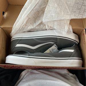 Old Skool Vans : Grey for Sale in North Las Vegas, NV