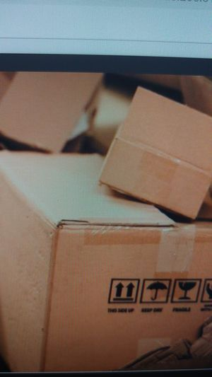 Moving boxes for Sale in Charlottesville, VA
