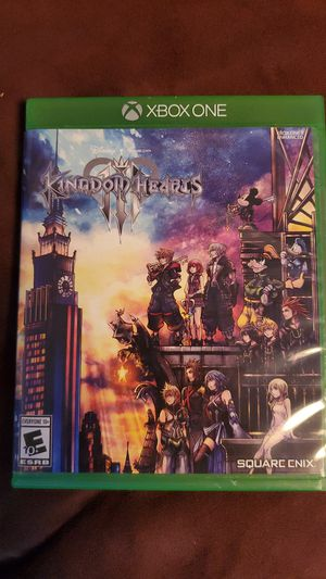 Kingdom Hearts 3 for Xbox One for Sale in Littleton, CO