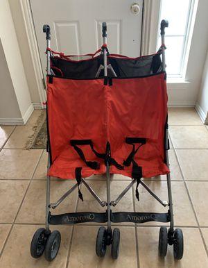 Umbrella double stroller for Sale in Plano, TX