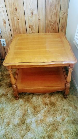 Coffee and End Table for Sale in Clovis, CA