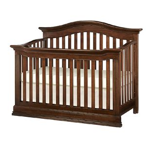 Baby cache natural hardwood crib for Sale in Las Vegas, NV