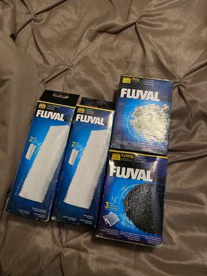Fluval Aquarium filter refill bundle for Sale in Fresno, CA