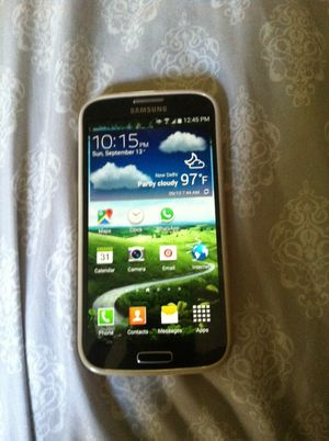 Samsung galaxy for sale world phone its fully unlocked by tmobile company for Sale in Tysons, VA