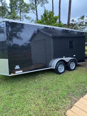 Enclosed utility cargo trailer for Sale in Loxahatchee, FL