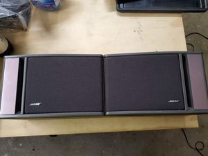 BOSE 141 Bookshelf Speakers (Pair) for Sale in Fremont, CA