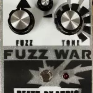 Death By Audio Fuzz War Guitar Pedal for Sale in Los Angeles, CA