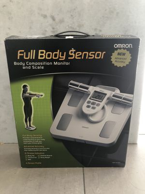 Omron Full Body Scale for Sale in Sanford, FL