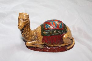 Camel Sculpture decorating for Sale in Boston, MA