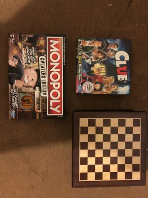 Game boards for Sale in Worthington, OH