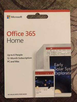Microsoft Office 365 Home for Sale in Hartford, CT
