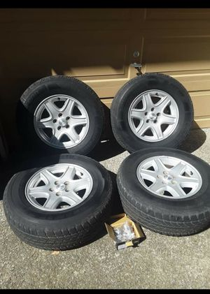 """Jeep wheels 16x7"""" Set of 4 OBO for Sale in Federal Way, WA"""