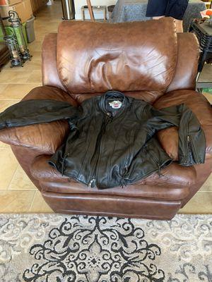 Harley Davidson riding jacket for Sale in North Las Vegas, NV