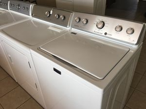 Maytag Centennial MCT Washer and Electric Dryer for Sale in El Paso, TX