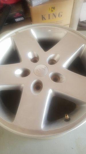 JEEP WRANGLER CHEROKEE 2007-2017 wheels 1ah78trmae for Sale in Lancaster, CA