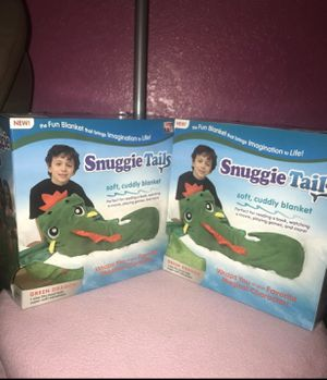 Snuggie tails (two) for Sale in Santa Ana, CA