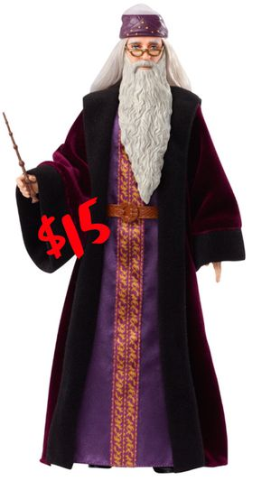 Harry Potter Albus Dumbledore Action Figure Doll Collectable Child Kids Boy Girls Holiday Christmas Gifts / (See My Page for Baby Jordans Shoes and O for Sale in Los Angeles, CA