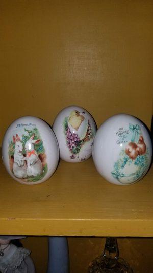 Decorative eggs for Sale in Auburn, WA