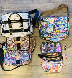 TOKIDOKI PURSE/HAND-BAG/TOTE/SHOULDER BAG for Sale in Chula Vista, CA