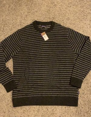 Men's Patagonia Recycled Wool Sweater. Tags still attached. NEVER worn. for Sale in Sacramento, CA