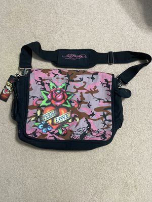 Ed Hardy Leo Eternal Love Messenger Bag for Sale in Fulton, MD