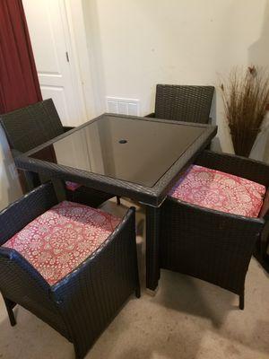 Outdoor patio furniture set for Sale in Woodbridge, VA