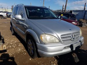 2000-2003 MERCEDES ML55 AMG FOR PARTS for Sale in Houston, TX
