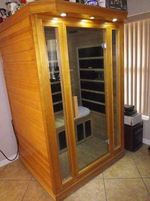 Dynamic purto 3 person Low EMF Far infared SAUNA for Sale in Ocoee, FL