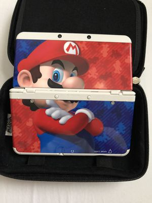 Limited Edition Nintendo 3ds for Sale in Bellmawr, NJ