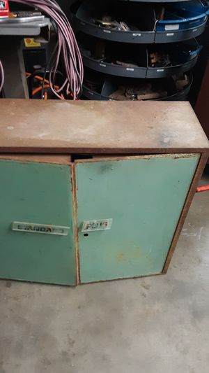 Vintage cabinet for Sale in Turlock, CA