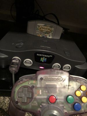 Nintendo 64 & Super Nintendo for Sale in Hanford, CA