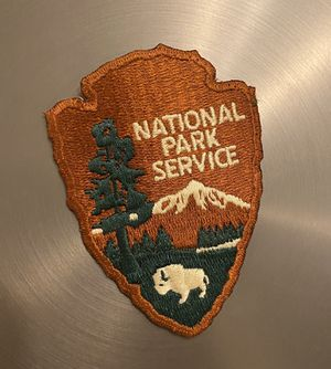 Vintage national park service patch for Sale in Hershey, PA